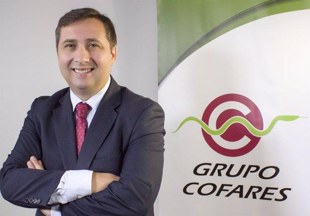 José Luis Sanz Otero, nuevo director general de Cofares