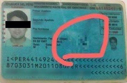 Un peruano se vuelve famoso en Facebook por su singular firma de gatito en el DNI