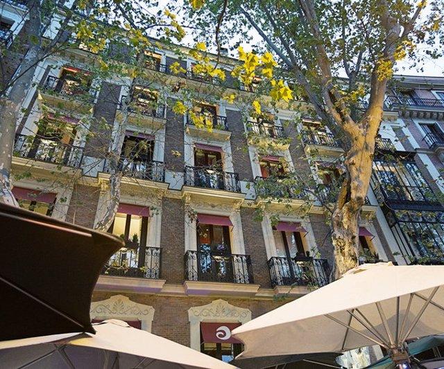 gcp hospitality compra el 50 de hospes hotel group