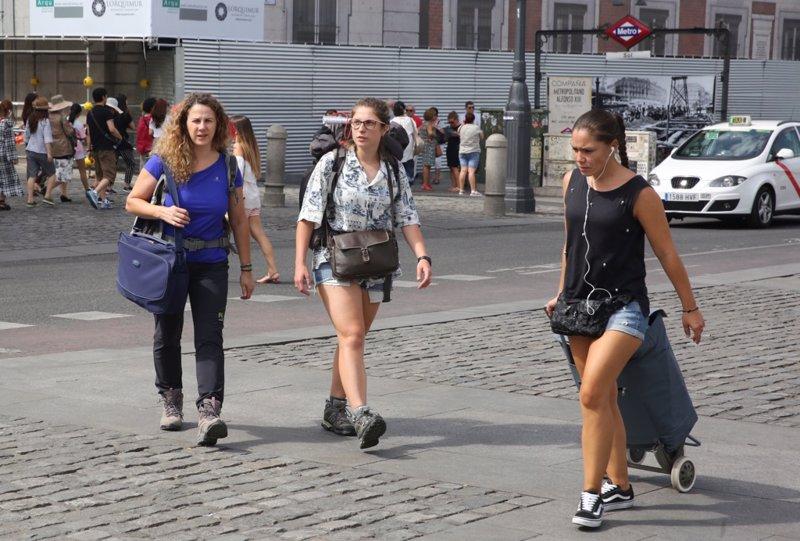 La comunidad cree que no hay problema de turistificaci n for Piso turistico madrid