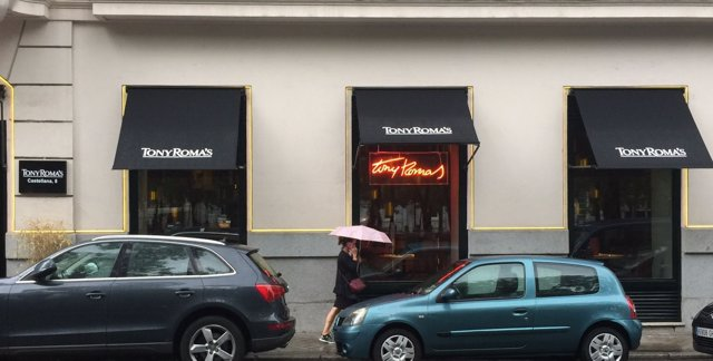 Restaurante Tony Roma's