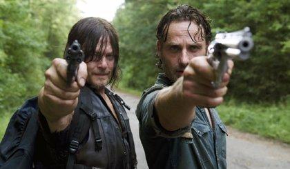 El pacto de Andrew Lincoln y Norman Reedus para abandonar juntos The Walking Dead