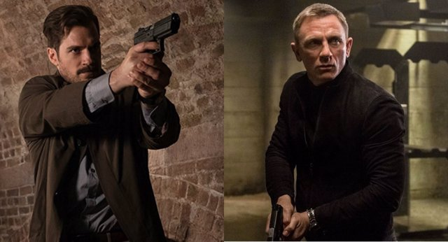 Henry Cavill quiere ser el próximo James Bond