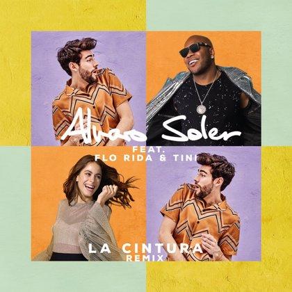 Álvaro Soler estrena nueva versión de La cintura con Flo Rida & Tini
