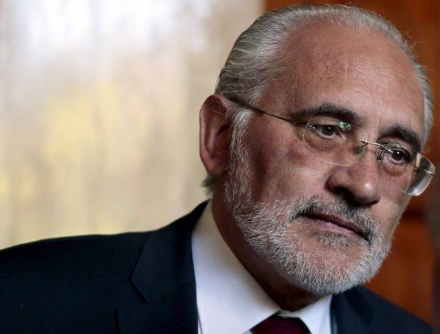 El ex presidente boliviano Carlos Mesa