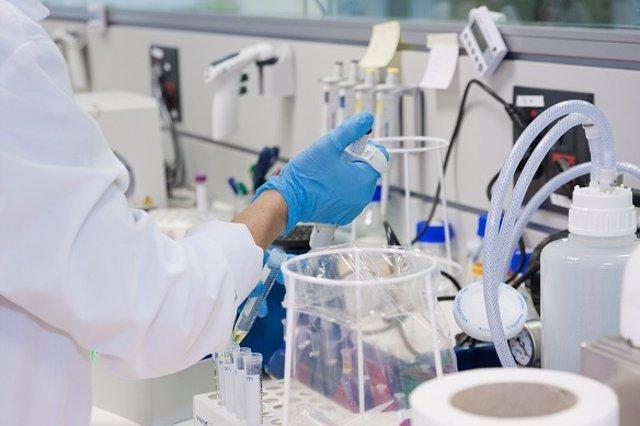 Investigación médico hospital laboratorio