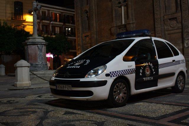 Policía de Murcia