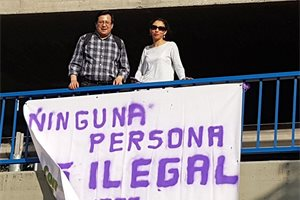 Andrés Robles, el peruano que quiere convertir un barrio madrileño en un ejemplo de inclusión