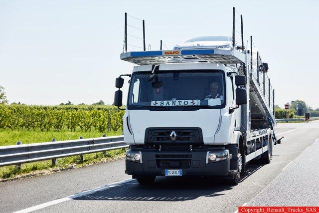Recurso de camión de Renault Trucks