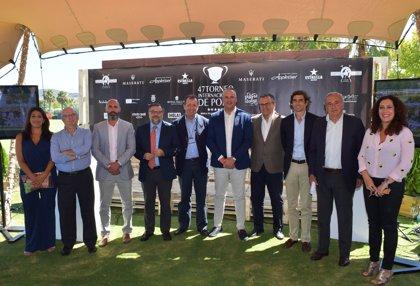 Presentado el 47 Torneo Internacional de Polo en Sotogrande organizado por Santa María Polo Club