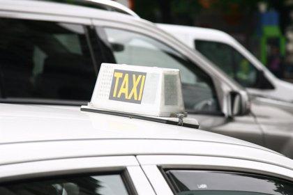 Tres asociaciones de taxistas madrileñas apoyan el paro indefinido del sector