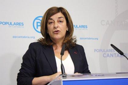 """Buruaga: el PP y España pierden """"un capital político de primera magnitud"""""""