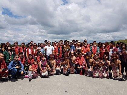 La Orquesta de Cámara de Siero inicia un proyecto de música y cooperación en Indonesia