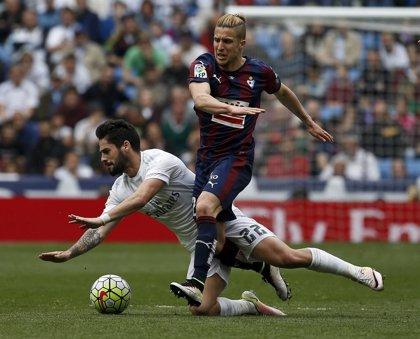 Keko regresa al Valladolid como cedido hasta final de temporada