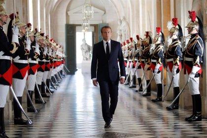 La aprobación de Macron sube levemente en julio pese a escándalo de su guardaespaldas