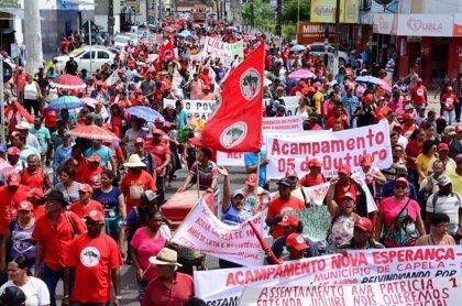 El MST denuncia un ataque armado a su campamento en Marabá, Brasil