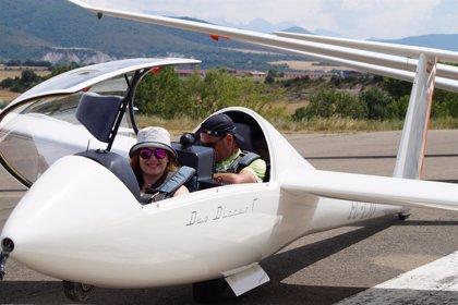 El Aeródromo de Santa Cilia cumple 20 años con el reto depotenciar su presencia internacional