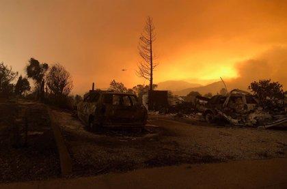Trump aprueba la declaración del estado de emergencia en California para combatir los incendios
