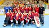 Foto: Las Junior de hockey patines se proclaman campeonas del mundo por tercera vez
