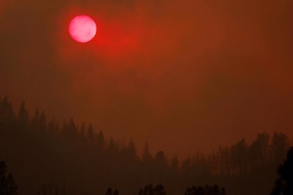 Al menos cinco muertos y 17 desaparecidos por el incendio en el norte de California