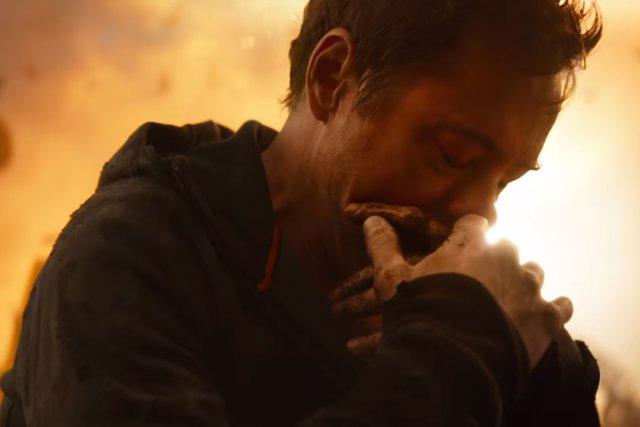 El momento más trágico de Infinity War