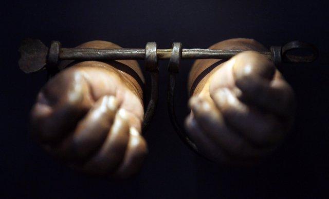 Trata de personas, esclavitud