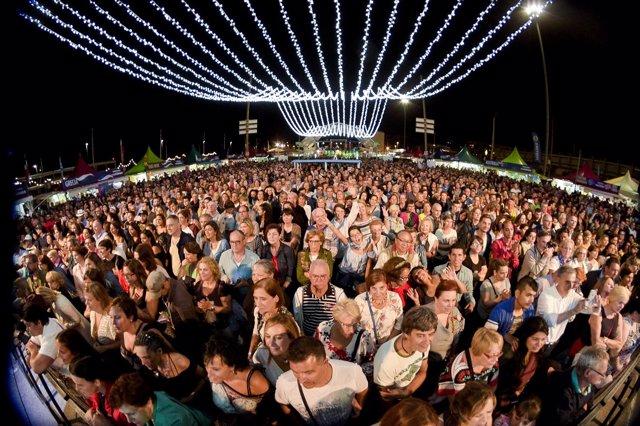 Festival Intercultural de las Naciones en Santander