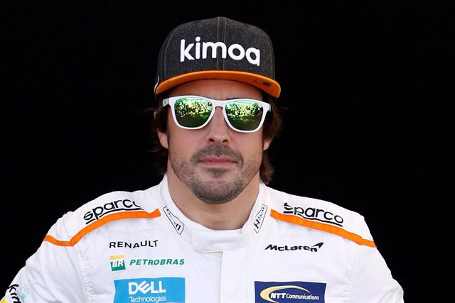 Fernando Alonso - Australian Grand Prix - Melbourne Grand Prix Circuit