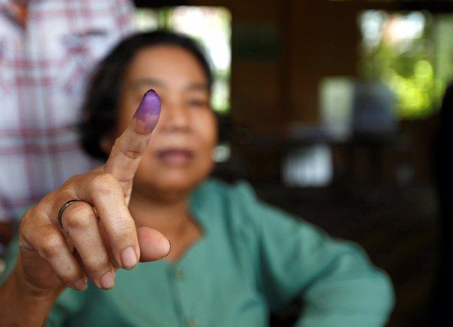 Elecciones generales en Camboya