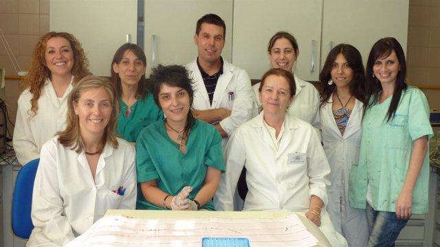 Investigadores del daño vascular