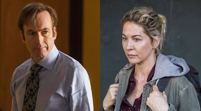 Better Call Saul y Fear The Walking Dead