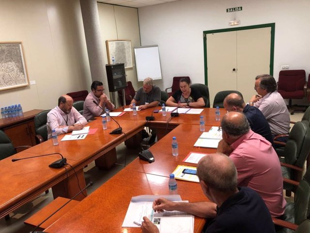 Reunión del Consejo Asesor Agrario de Extremadura