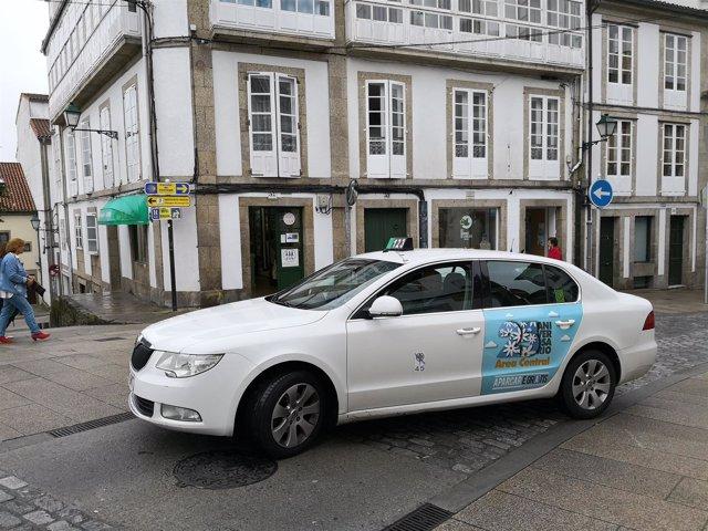 Taxi en Santiago de Compostela