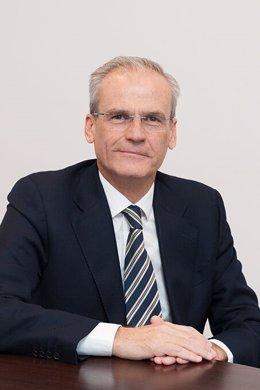 El president d'Enciclopèdia Catalana, Xavier Cambra