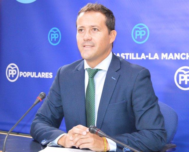 Diputado PP, Carlos Velázquez