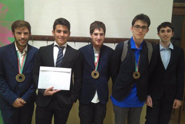 España consigue una Medalla de Oro en la Olimpiada Internacional de Física