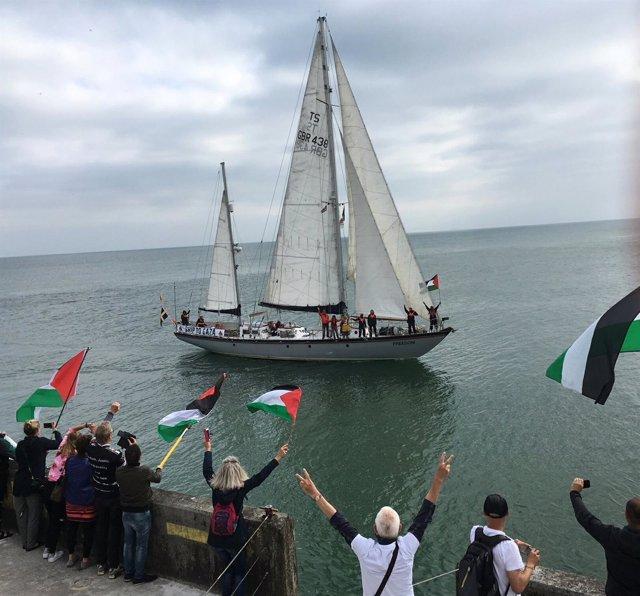 Flotilla de la Libertad, julio de 2018