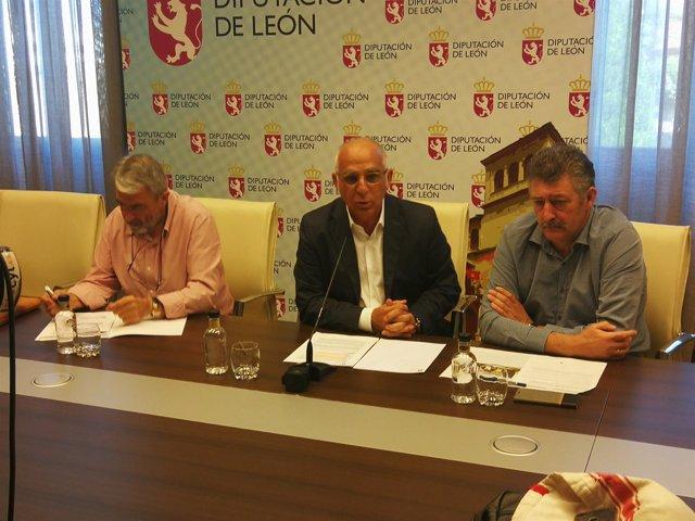 Presentación de las inversiones en Leitariegos 30-7-2018