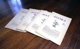 Cuadernos de Ágora de Concha Lagos