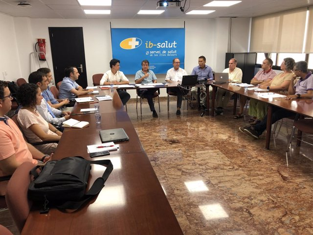 Reunión del Comité Radelec