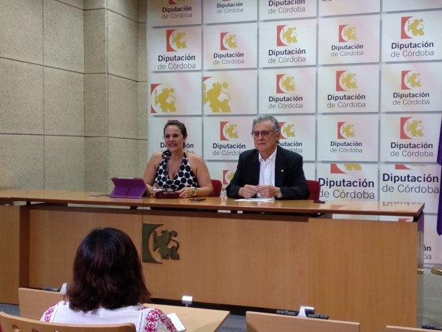 Barbero y Galán presenta el certamen 'Pueblo saludable de la provincia'