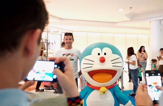 Np. El Universo Cósmico De Doraemon Llega A Vallsur Del 3 Al 25 De Agosto