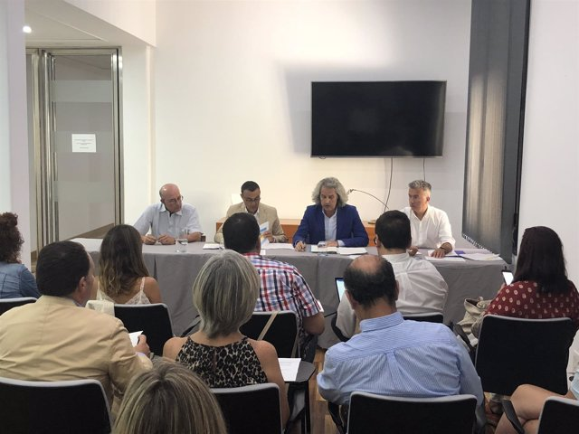 Consejo Rector del Patronato de Turismo de Huelva.