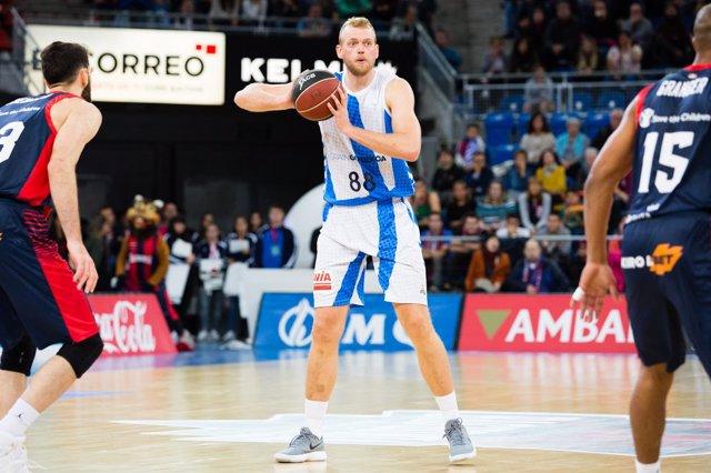 Daniel Clark (Gipuzkoa Basket)