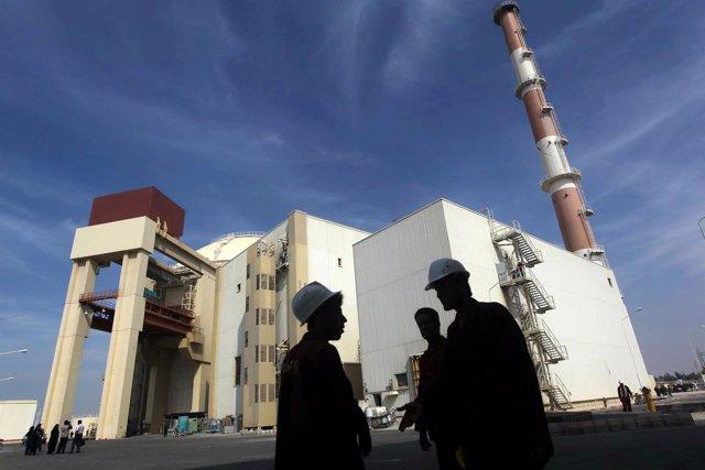 Instalaciones nucleares de Bushehr