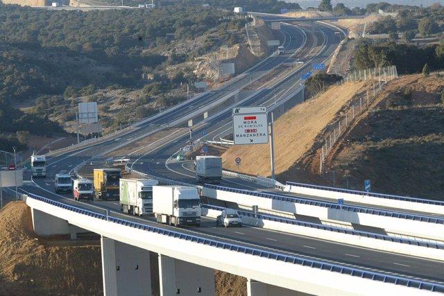 Autovía mudéjar (Teruel)