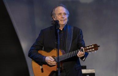 """Joan Manuel Serrat cancel·la els propers sis concerts de la seva gira """"Mediterráneo da capo"""" (FESTIVAL CASTELL PERELADA / MIQUEL GONZÁLEZ)"""