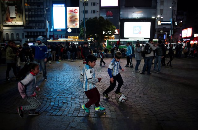 El 62,5% de los menores de Argentina ha visto sus derechos vulnerados