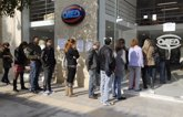 Foto: El número de parados en la UE aumenta por primera vez en más de cinco años