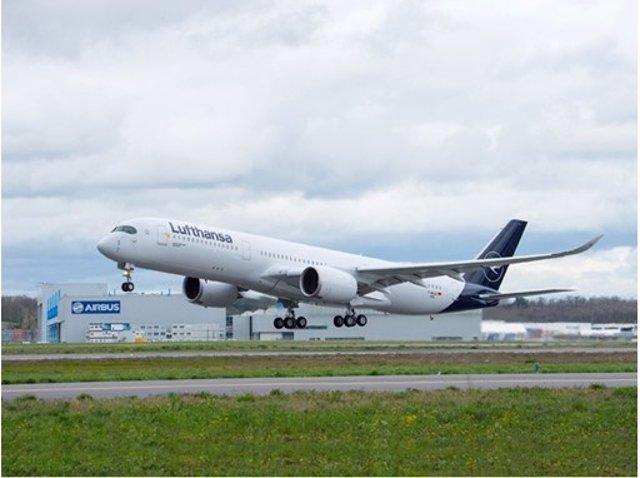 Avión Airbus A350-900